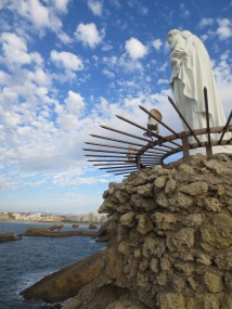 Biarritz, Virgin Mary